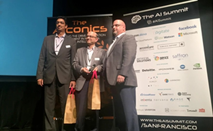 Digitate WINS Best Enterprise Application for Artificial Intelligence at AI Summit