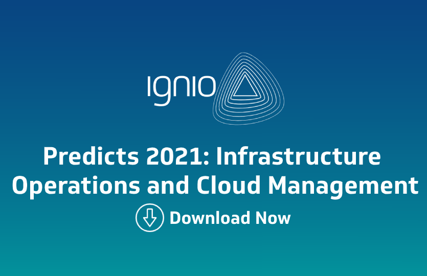 Analytic Report-Predicts 2021-Infrastructure Operations and Cloud Management