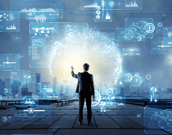 Blog-State-of-the-art Forecasting – Solve your Business Challenges Proactively